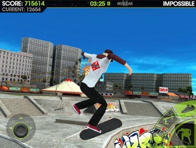 skateboard party 2 mod apk game