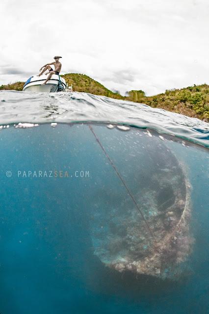 Jun V Lao Photography, Scuba Diving, Dive in Coron