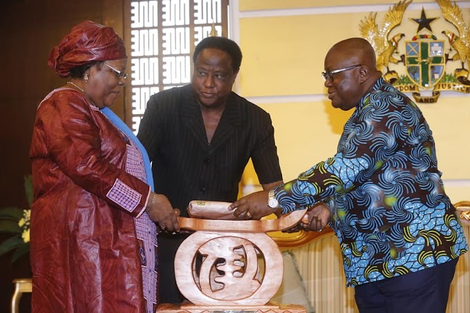 Sierra Leone is Eternally Grateful for Ghana's Support - Outgoing High Commissioner
