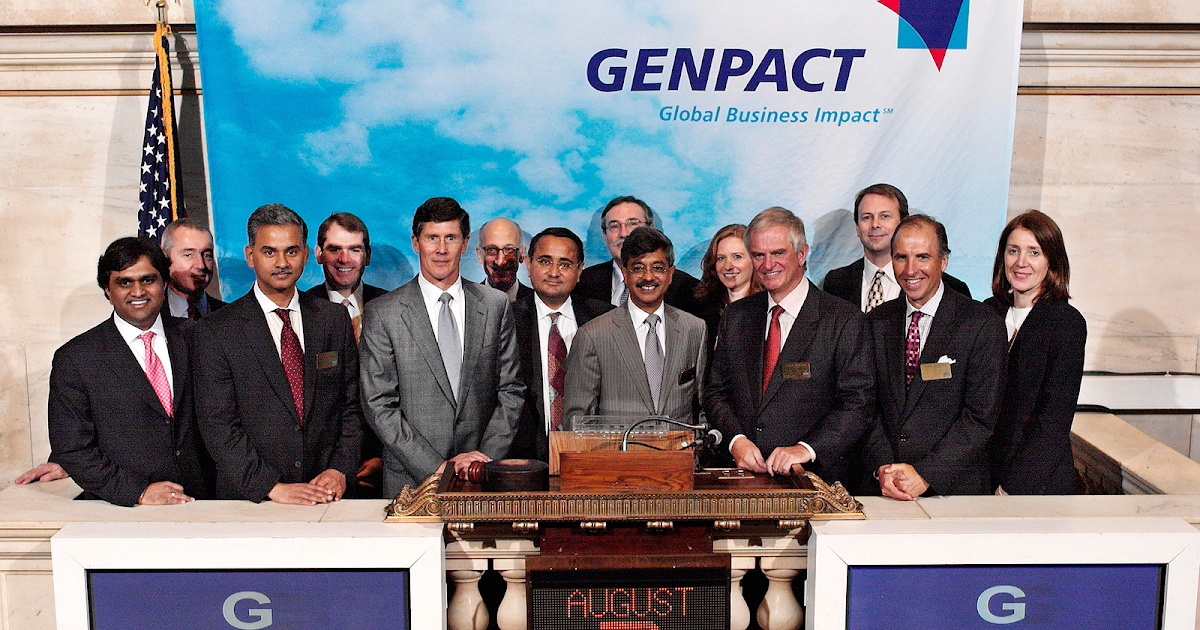 genpact exclusive job opportunity for freshers  2014