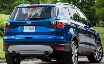2017 ford escape se interior and prices