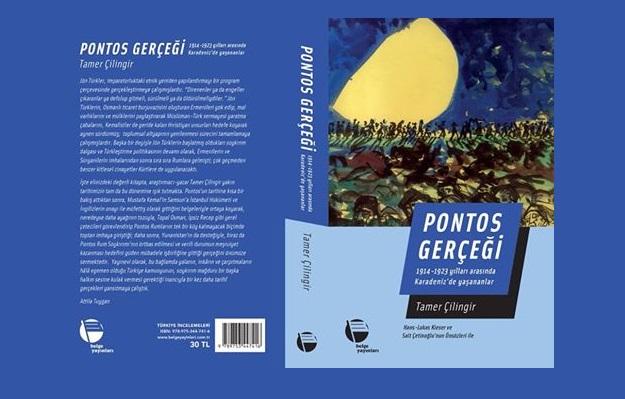 Tamer Çilingir: Για τον Πόντο, για την καταδίκη του Κεμαλικού Φασισμού, για την Αναγνώριση της Γενοκτονίας