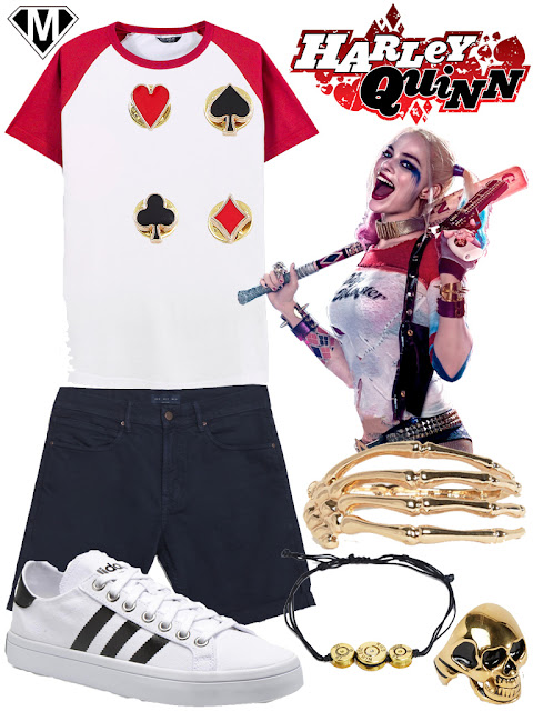 harley quinn disneybound