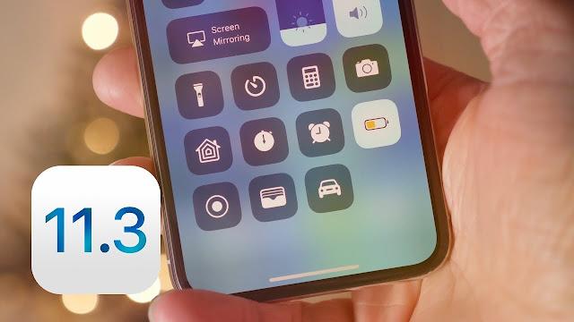 A Apple acaba de revelar todas as principais novas mudanças que chegarão com a próxima atualização do iOS 11.3.