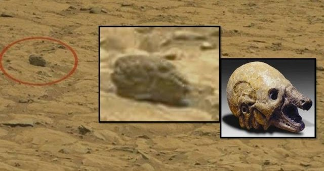 Curiosity latest images show unexplained objects on Mars ... |Mars Unexplained Anomalies