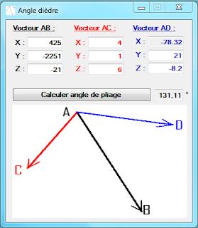 [PC] Logiciel : Angle dièdre Capture