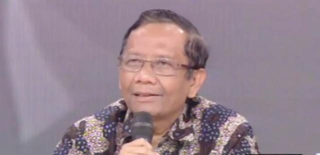 Mahfud MD: Saya Tersinggung Pernyataan Ketua Umum PPP