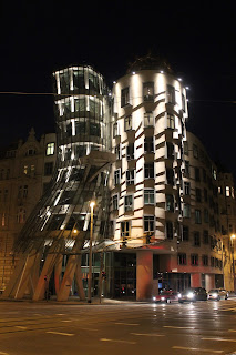 Fred and George Dancing House Prague