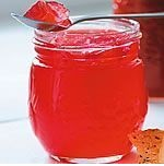 Rhubarb Orange Jelly