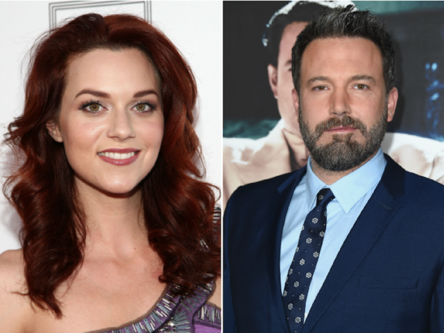 'One Tree Hill' star's claim Ben Affleck groped her in 2001 revived amid Weinstein allegations (VIDEO)