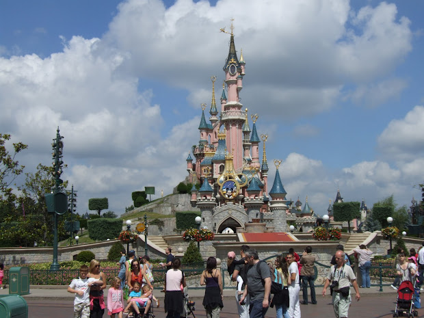 Disneyland Paris Euro Disney
