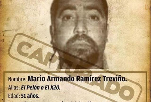 """Mario Ramírez Treviño """"El Pelón"""" ex líder del Cártel del Golfo comparecerá en EU"""