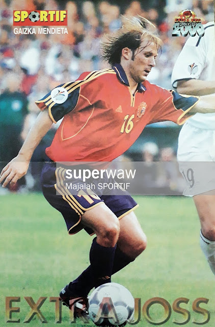 GAIZKA MENDEITA SPAIN 2000