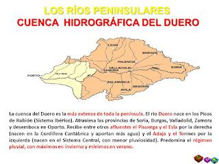 Cuenca hidrografica del Duero