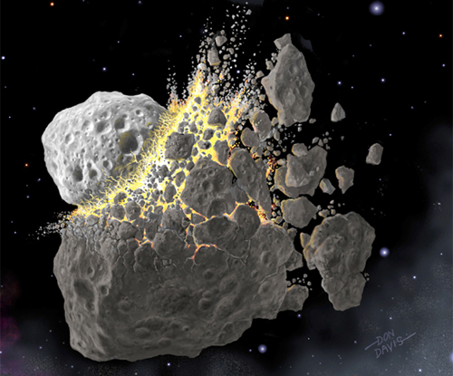 dinosaur killing asteroid size - photo #24
