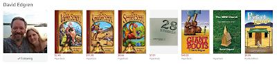 Amazon Authors Page