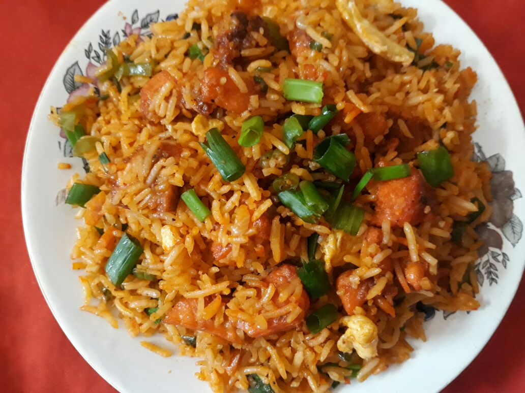 Schezwan fried rice recipe in hindi l how to make schezwan chicken schezwan fried rice recipe in hindi l how to make schezwan chicken fried rice ccuart Image collections