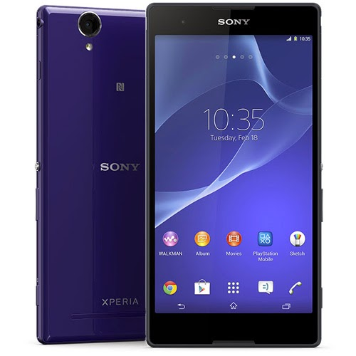 Sony Xperia T2 Ultra dual pictures