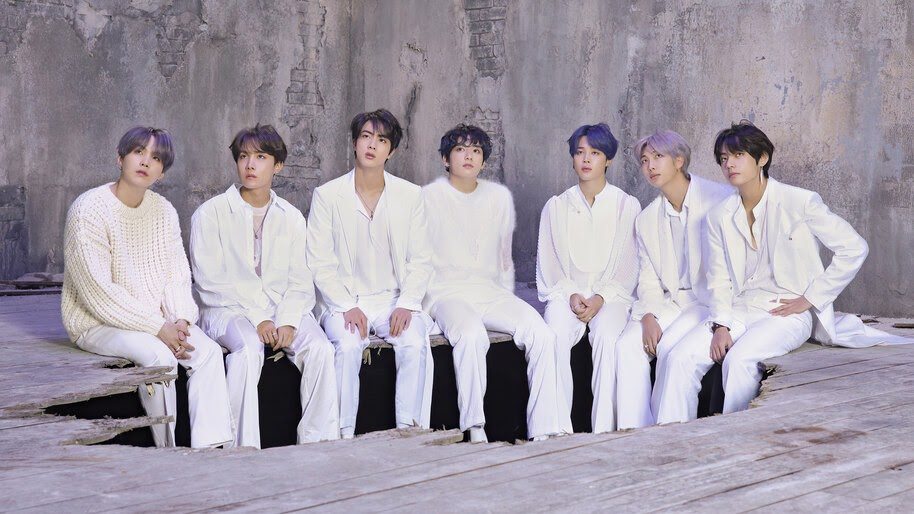BTS, Map of the Soul 7, Members, Group, Photo, 4K, #6.677