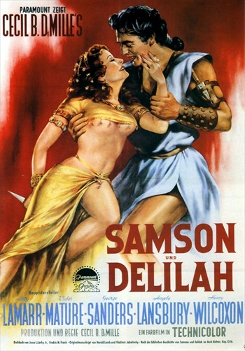 Samson and Delilah 1949 Dual Audio Hindi Movie Download