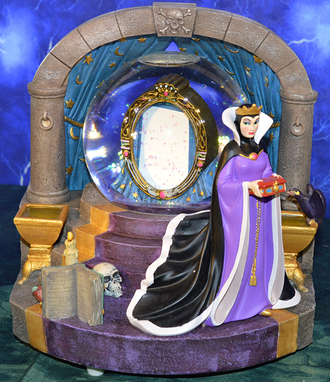 Filmic Light  Snow White Archive Evil Queen Magic Mirror Picture