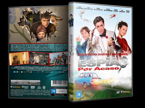 Capa DVD Espião Por Acaso