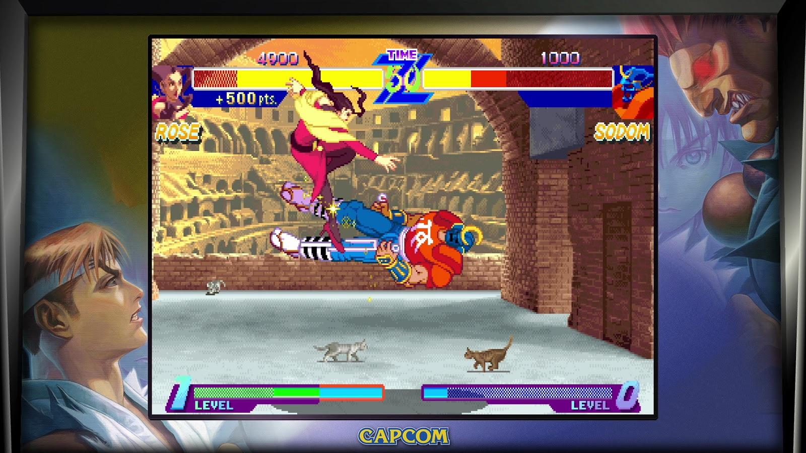 Street Fighter 30th Anniversary Collection PC ESPAÑOL (SKIDROW) + REPACK 1 DVD5 (JPW) 9