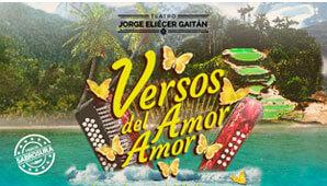 VERSOS DEL AMOR AMOR ¡Homenaje a la música vallenata!