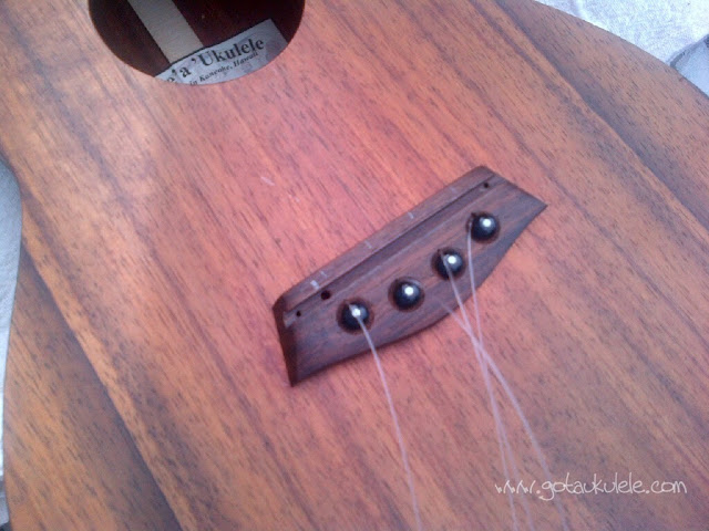 ukulele bridge