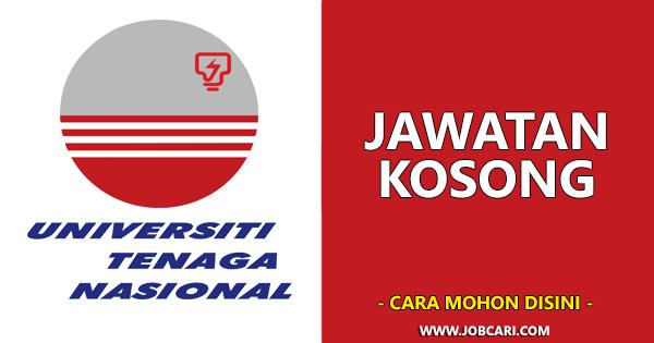 Jawatan Kosong di Universiti Tenaga Nasional UNITEN