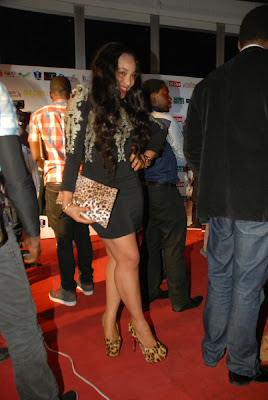 Premiere of Chinneylove Eze's 'The Cartel' in Port Harcourt (PHOTOS)