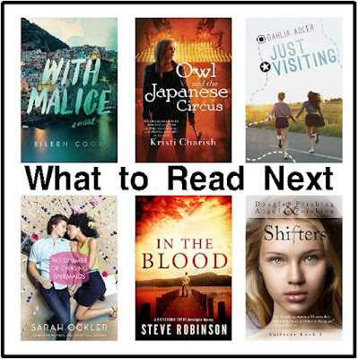Wondering what to read next after your last good book?  Check out these dystopian, fairy tale, fantasy, superhero, time travel and vampire books for a little bit of fun to read this weekend.  If you read them first, let me know if they are as good as they look.  I haven't read them all, I just want to