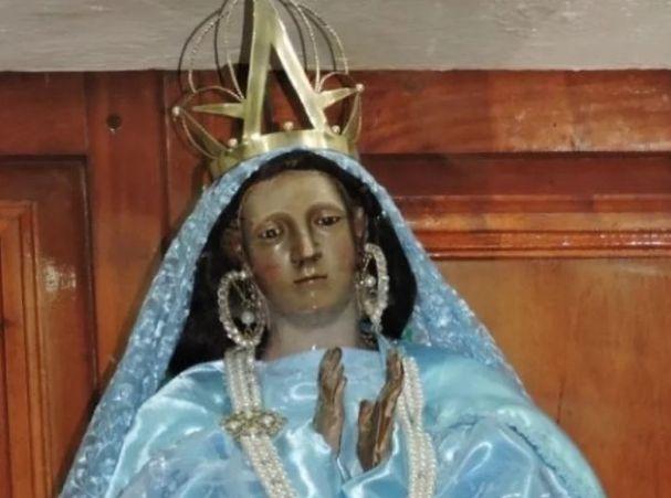 Lacrime miracolose: Piange la Vergine Maria di Cupilco in Messico dopo il Terremoto