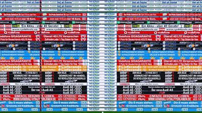 PES 2017 Adboard Pack V2 untuk PESGalaxy
