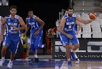 Basket: Πρωτιά για την Εθνική στον όμιλο