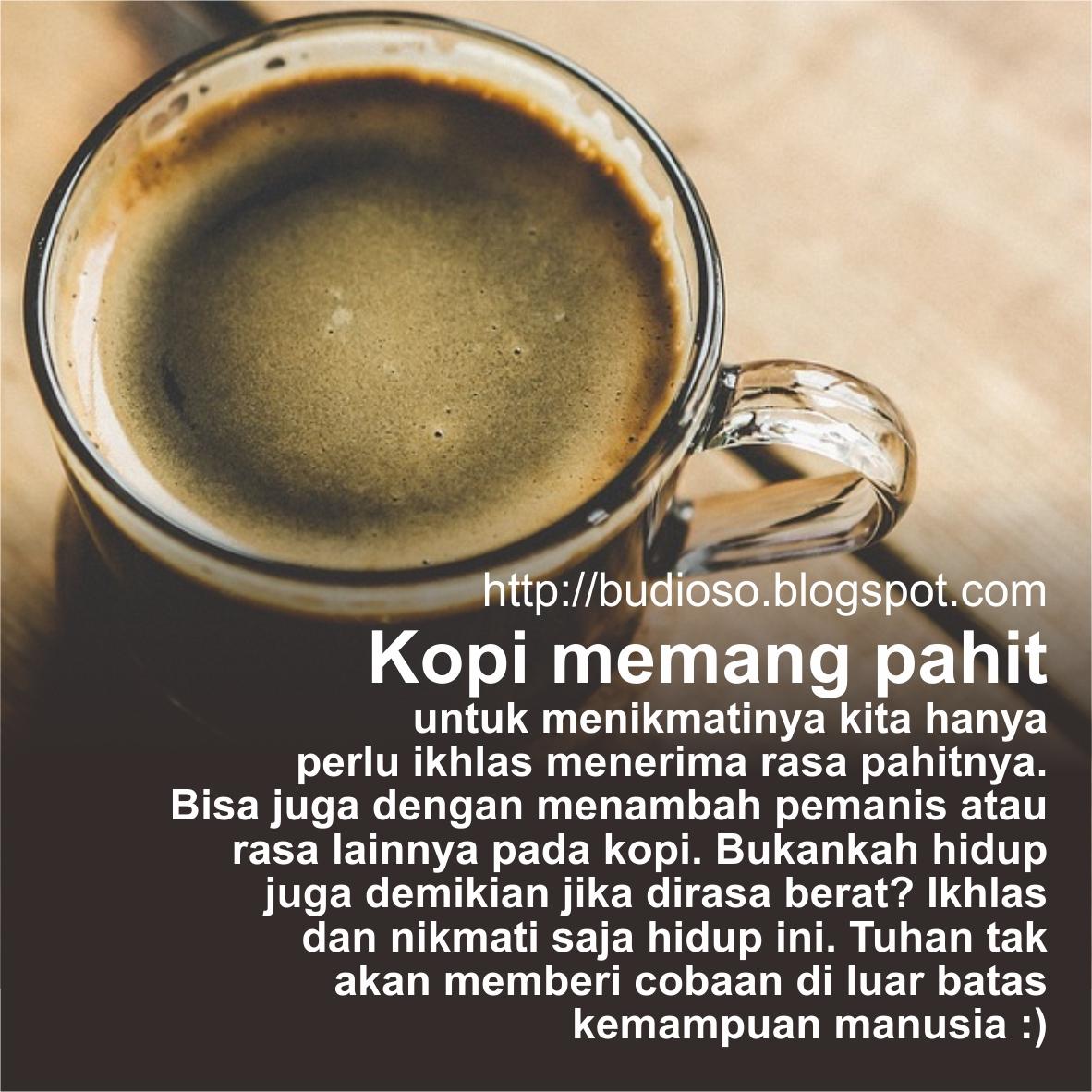 Gambar foto profil kopi semangat hidup