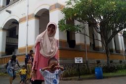 Jalan Jalan Ke Lawang Sewu Semarang