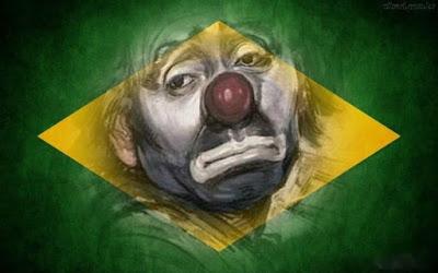 Resultado de imagem para brasil triste