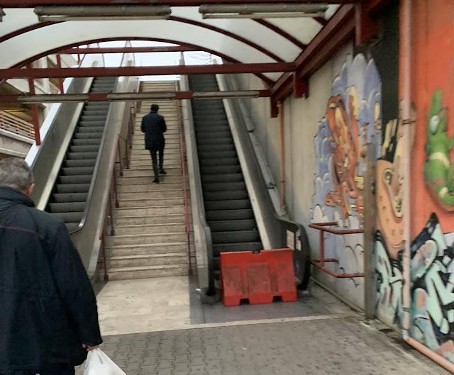 Il Cronoprogramma riapertura stazioni Metro A