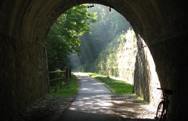 Túnel de la Ruta del Ferro