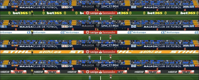 Animated Adboards PES 2017