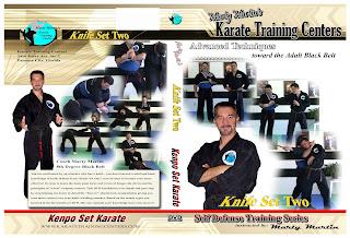 Advanced Self Defense Knifes Set 2