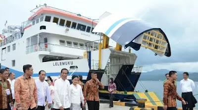 Jokowi : Anak Nelayan Sekolah Akan Dikirim Ke Jepang