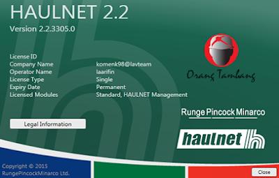 RPM Haulnet v2.2