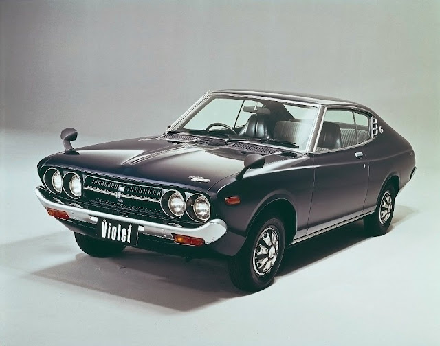 Datsun Violet 610&710 series (1971-1977)