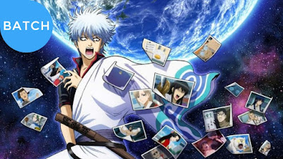 Gintama Porori-hen Episode 1 - 13 Subtitle Indonesia Batch