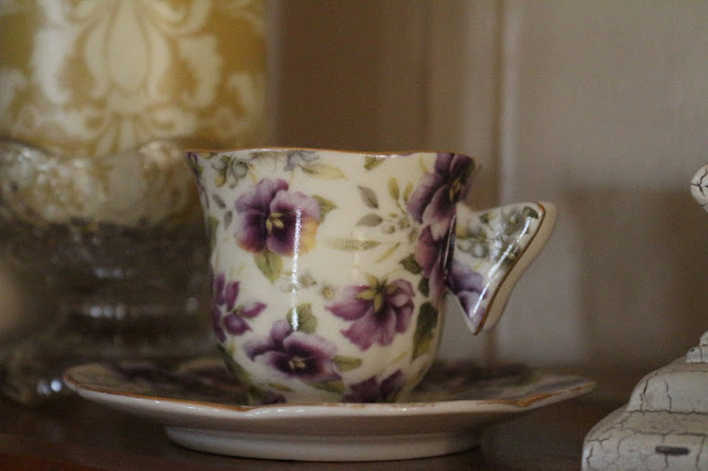 Minature Tea Cup, Living From Glory To Glory Blog...