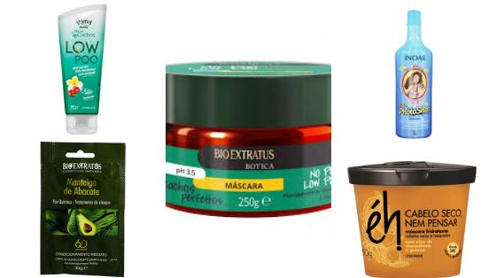 produtos de cabelos com polyquartenium