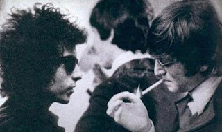 Dylan and Lennon