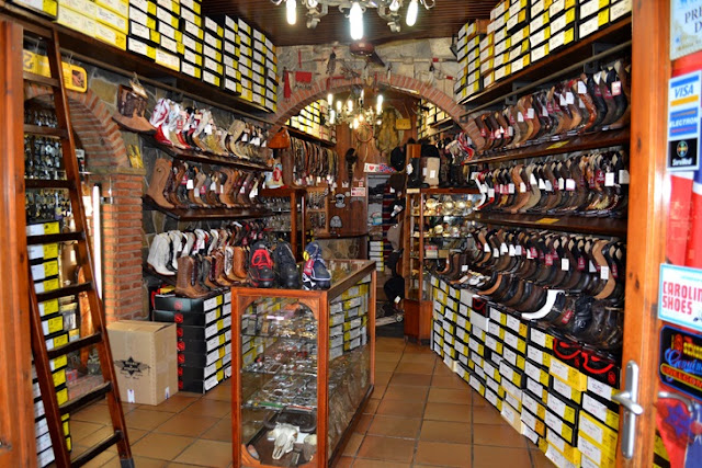 Lojas de Couro em Barcelona